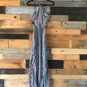 Maxi Southwestern Dress